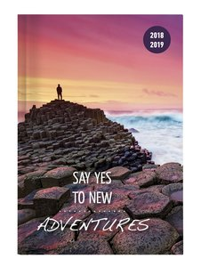 Collegetimer A5 Tag Travel 2018/2019
