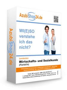 AzubiShop24.de Lernkarten Wirtschafts- und Sozialkunde (Florist/