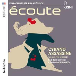 Cyrano assassiné, 1 Audio-CD