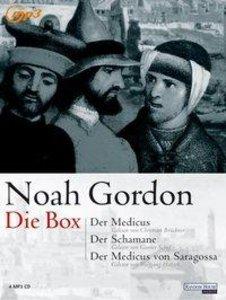 Noah Gordon Die Box