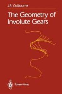 The Geometry of Involute Gears
