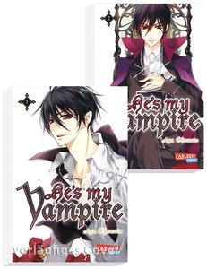He\'s my Vampire Doppelpack 1-2