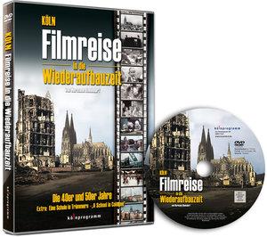 Köln: Filmreise in die Wiederaufbauzeit, 1 DVD