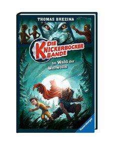 Die Knickerbocker-Bande 04. Im Wald der Werwölfe