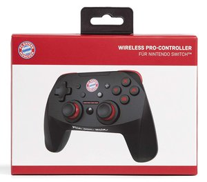 snakebyte Wireless Pro-Controller FC Bayern München, Game Contro