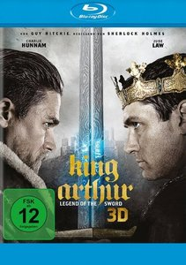 King Arthur: Legend of the Sword 3D, 1 Blu-ray
