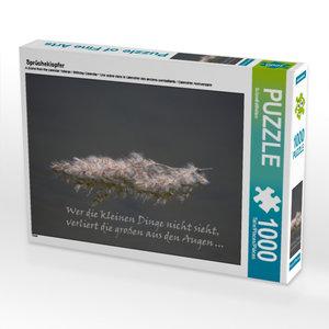 Sprücheklopfer 1000 Teile Puzzle quer
