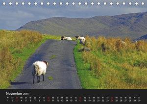 Schottlands und Irlands Westen (Tischkalender 2019 DIN A5 quer)