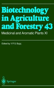 Medicinal and Aromatic Plants XI