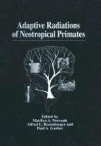 Adaptive Radiations of Neotropical Primates
