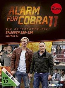 Alarm für Cobra 11. Staffel.41, 2 DVD