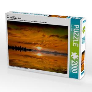 Ein Motiv aus dem Kalender Am Steinhuder Meer 2000 Teile Puzzle