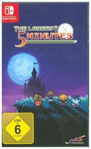 The Longest 5 Minutes, 1 Nintendo Switch-Spiel