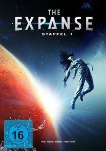 The Expanse. Staffel.1, 3 DVD