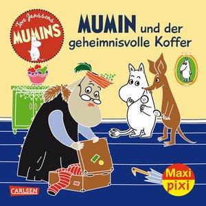 Maxi-Pixi Nr. 237: VE 5 Die Mumins: Der geheimnisvolle Koffer