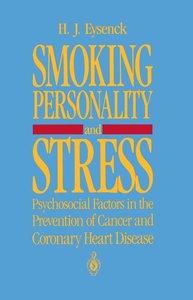 Smoking, Personality, and Stress
