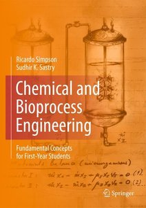 Chemical and Bioprocess Engineering