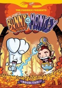 Bunny vs Monkey 02