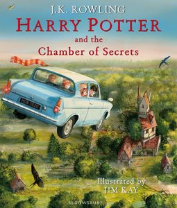 HP CHAMBER OF SECRETS ILL ED