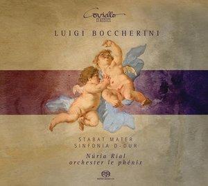 Stabat Mater (Erstfassung 1781)/Sinfonie D-Dur