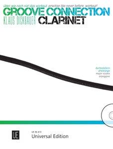 Groove Connection - Clarinet für eine und mehr Klarinetten