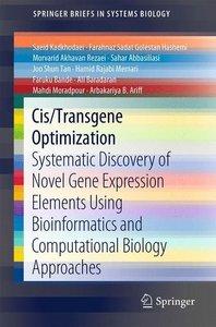 Cis/Transgene Optimization