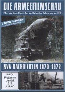 Die Armeefilmschau - NVA Nachrichten 1970-1972, 1 DVD