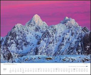 Licht in der Landschaft 2020 - Wandkalender 58,4 x 48,5 cm - Spi