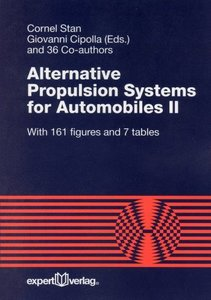 Alternative Propulsion Systems for Automobiles, II