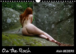 On the Rock (Calendrier mural 2015 DIN A4 horizontal)