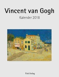 Vincent van Gogh Kunstkarten-Einsteckkalender 2018