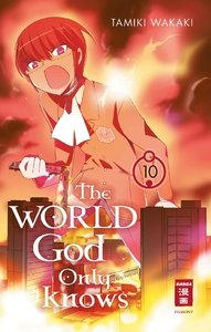 The World God Only Knows 10