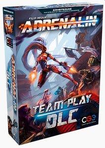 Asmodee CGED0045 - Adrenalin, Team Play DLC, Erweiterung