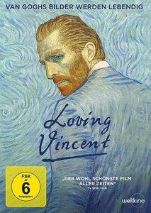 Loving Vincent, 1 DVD
