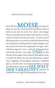 Moise und die Welt der Vernunft