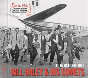 Live In Paris-14-15 Octobre 1958