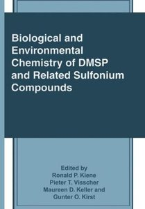 Biological and Environmental Chemistry of DMSP and Related Sulfo