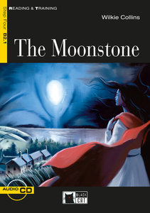 The Moonstone. Buch + Audio-CD