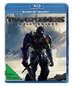 Transformerrs 5 - The last Knight 3D