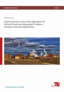 Fixed-Parameter Linear-Time Algorithms for NP-hard Graph and Hyp