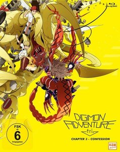 Digimon Adventure tri. - Chapter 3 - Confession