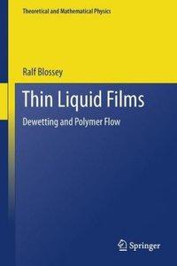 Thin Liquid Films