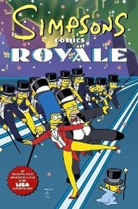 Simpsons Comics Sonderband 12. Royal