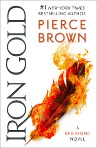 Red Rising 4: Iron Gold