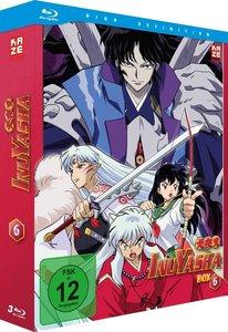 InuYasha - TV Serie - Box 6 (Episoden 139-167)