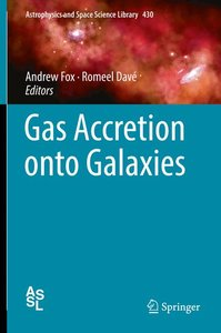 Gas Accretion onto Galaxies
