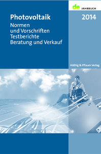 Photovoltaik 2014