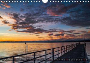 Bodensee Träume (Wandkalender 2019 DIN A4 quer)