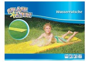 Splash & Fun Wasserrutsche ca. 600 x 80 cm