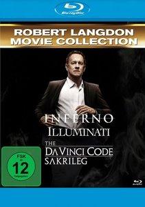The Da Vinci Code - Sakrileg & Illuminati & Inferno
